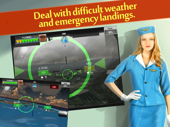 MAYDAY! Emergency Landing Screenshots