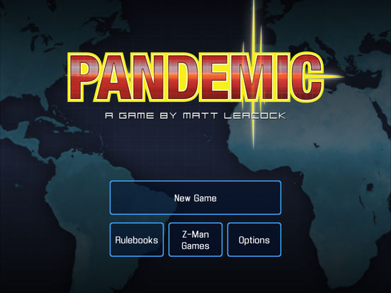 Pandemic: The Board Game Screenshots