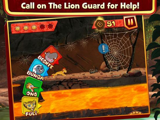 Screenshot #3 for The Lion Guard