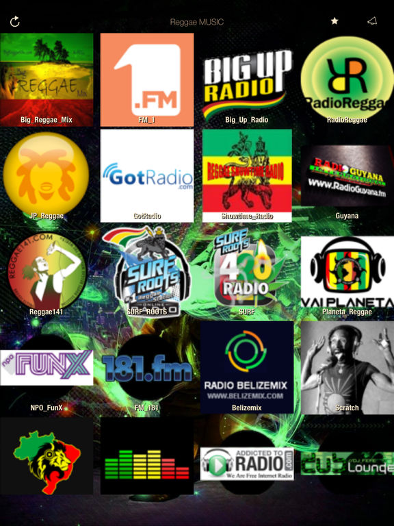 reggae music Live365 is the easiest way to create an online radio station and discover hundreds of stations from every style of music and talk.