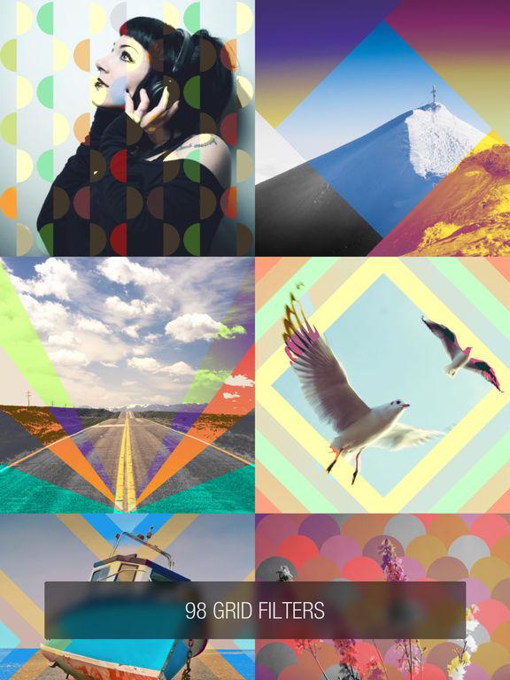 Colorburn - 1000 Filters Camera Screenshots