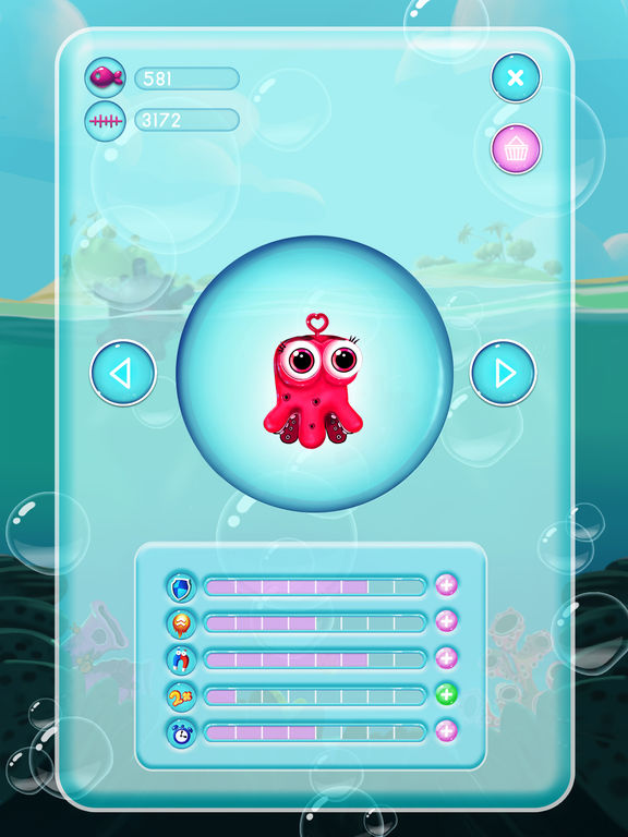 Скачать игру Jelly Fish Bubble