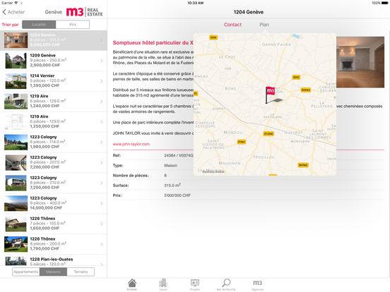 CGi IMMO iPad Screenshot 3