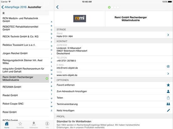 Altenpflege 2011 iPad Screenshot 3