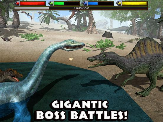Ultimate Dinosaur Simulator Screenshots
