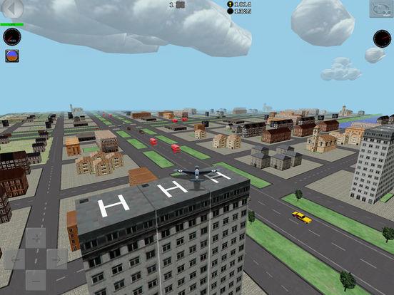 RC Airplane 3D Lite iPad Screenshot 5