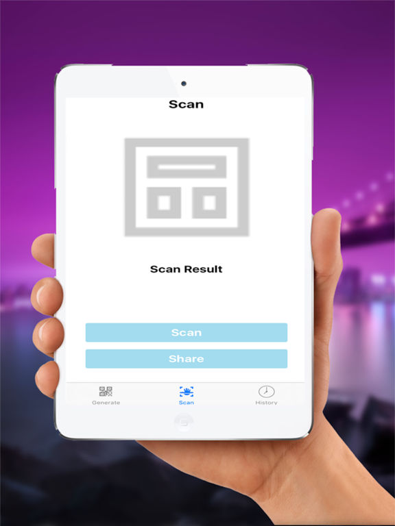 QR/Barcode Scanner & Generator Any Types of Code Screenshots