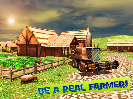 Countryside Farm Simulator 3D Full screenshot 5