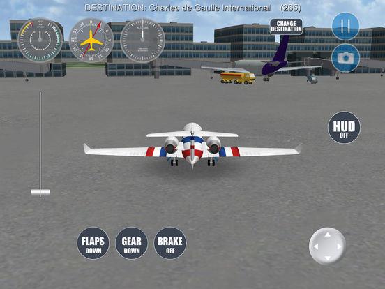 Скачать игру Airplane Paris