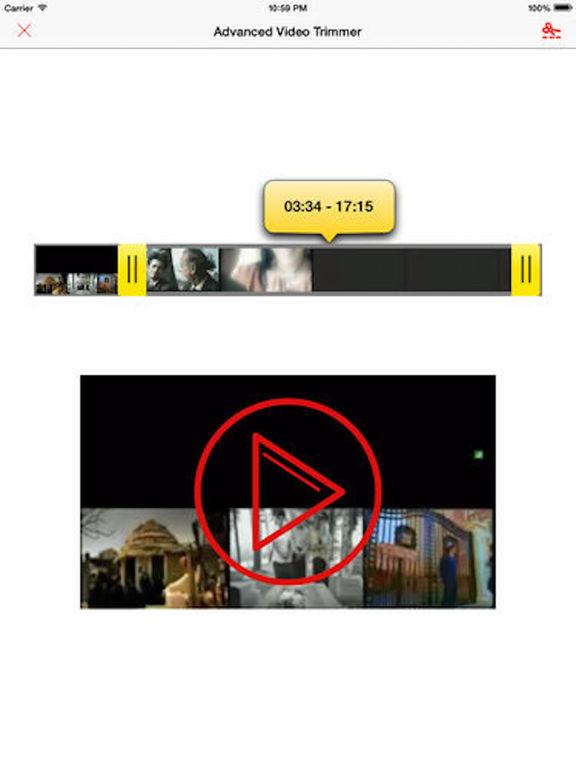 Advanced Video Trimmer Pro Screenshots