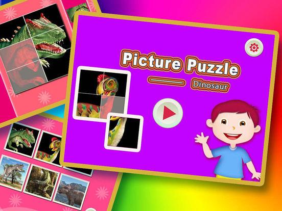 Игра-головоломка для детей, малышей и детей - юрский мир и динозавров головоломки книга