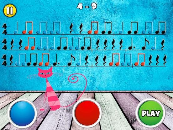 Игра Rhythm Cat Pro HD - Узнайте о том, как читать ноты