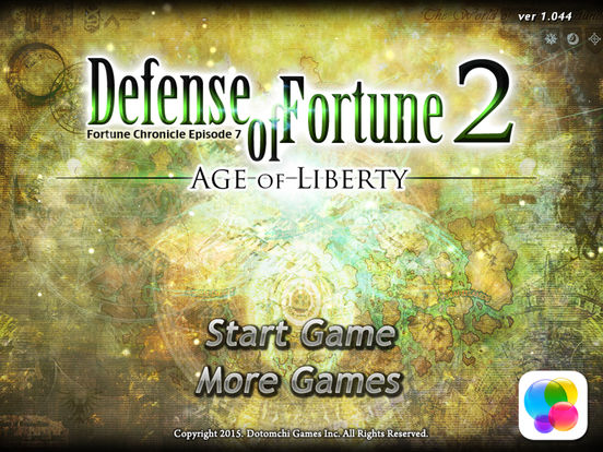 Defense of Fortune 2 Screenshots