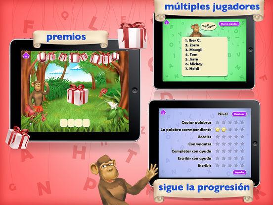 juegos para aprender a leer y escribir