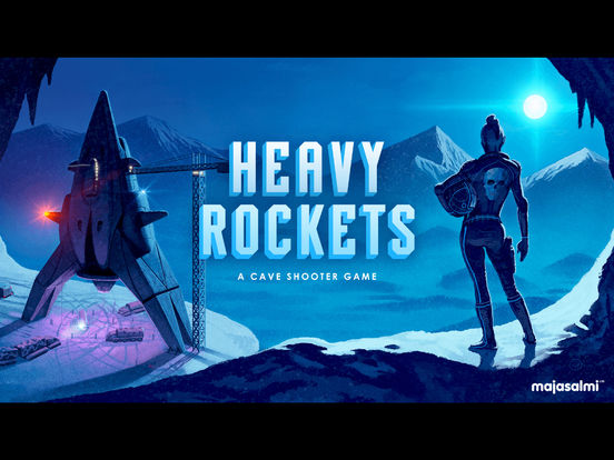 Heavy Rockets. Скрин 3