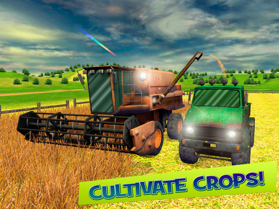 Countryside Farm Simulator 3D Full screenshot 6