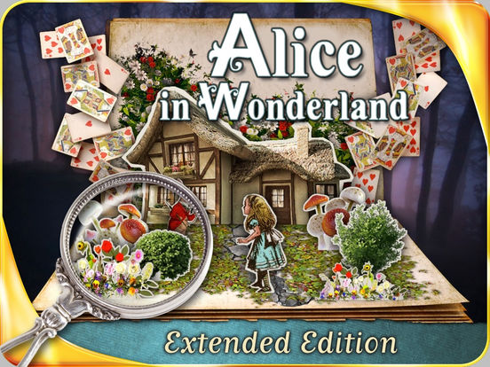 Alice in Wonderland - Extended Edition - HD iPad Screenshot 5