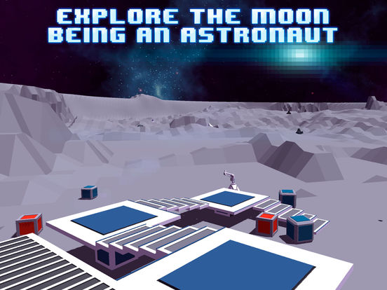 Moon Space Station Survival 3D Full Screenshots