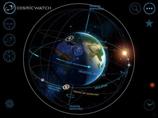 Screenshot #5 for Cosmic-Watch
