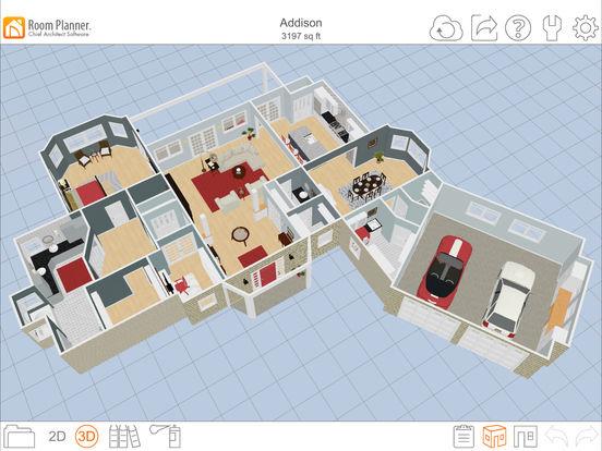 Room Planner Le Home Design Apppicker