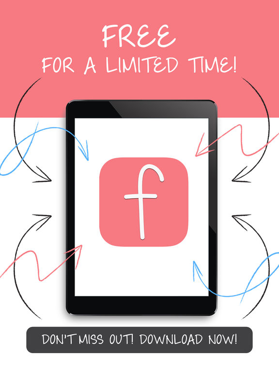Screenshots of Better Fonts Free - Now With Cool New Font Keyboards! for iPad