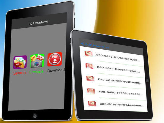 All PDF Reader: Generate, Read, Download and Convert image to pdf. Screenshots
