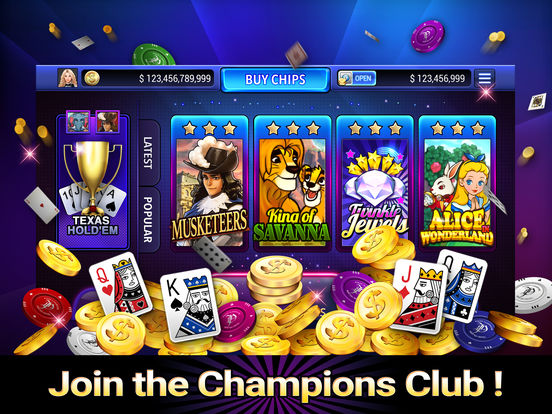 gaming club casino app