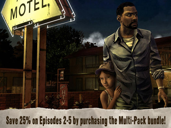 Screenshot #5 for Walking Dead: The Game