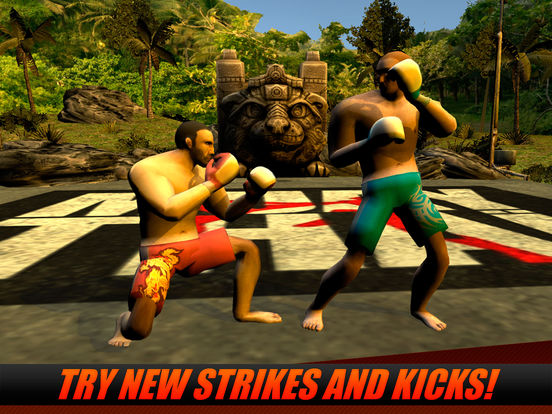 Thai Box Fighting Championship 3D Full Screenshots