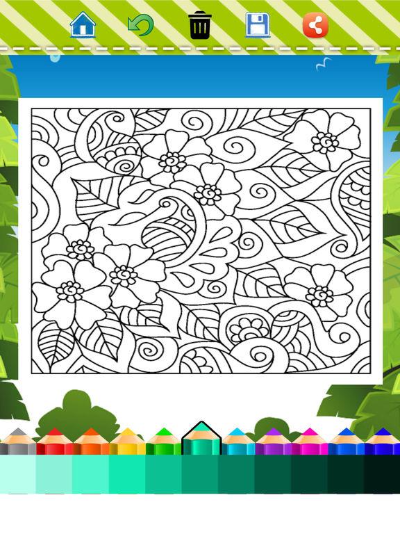 Раскраски для всех взрослых играть