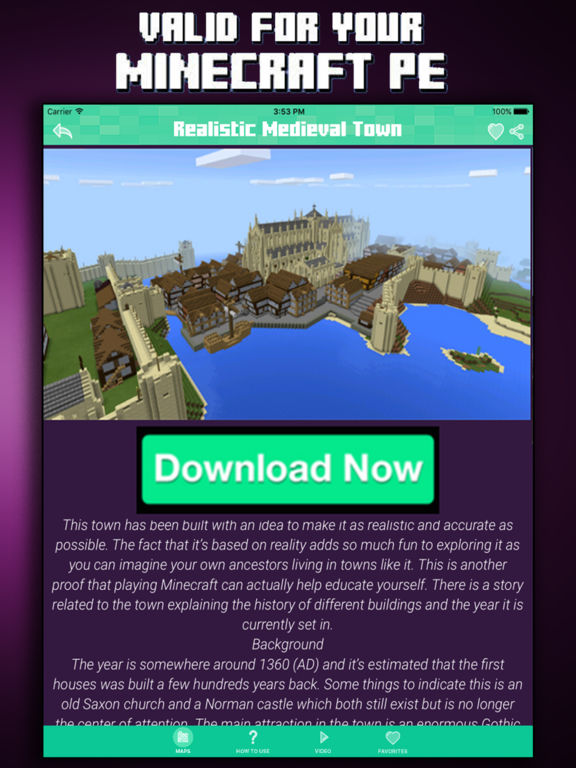 Maps For Minecraft PE Pocket Edition The Best Map App By - Maps fur minecraft pocket edition