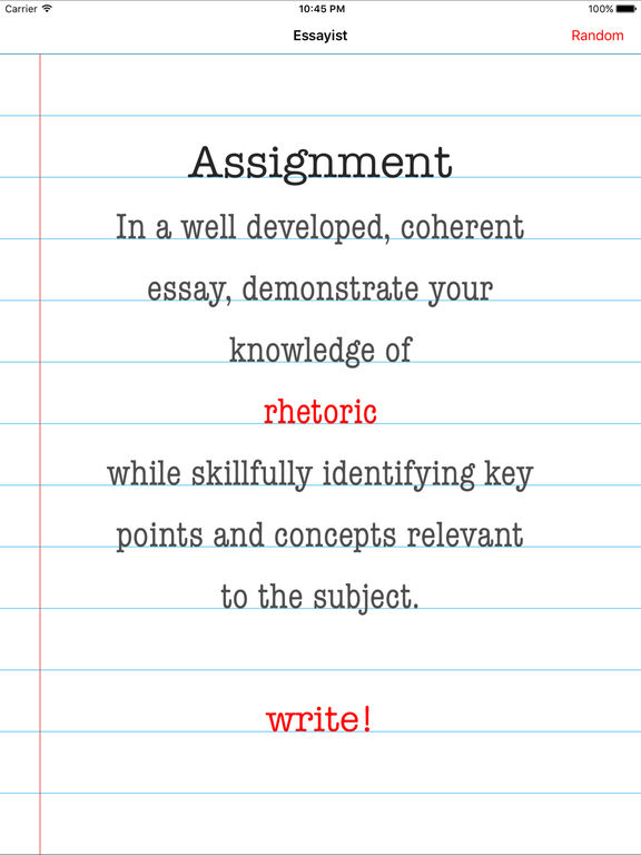the reader and writer essay Professional essay writers  the introductory paragraph should give an idea to the reader about the topic of the essay  our online essay writer will.