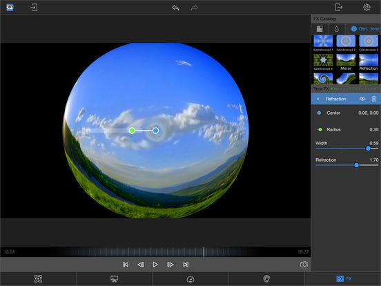 LumaFX - infinite video effects Screenshots