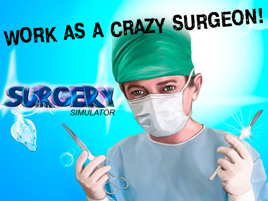 Surgery Simulator 3D Full Screenshots