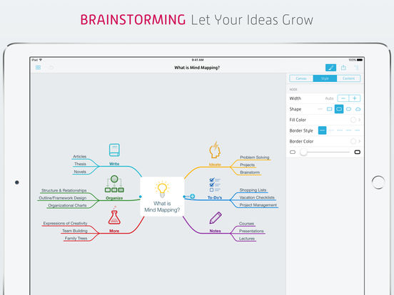 MindNode – Delightful Mind Mapping