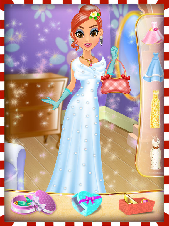 Mommy's Wedding Day Makeover Salon - Hair spa care, makeup & dressup gamesscreeshot 3