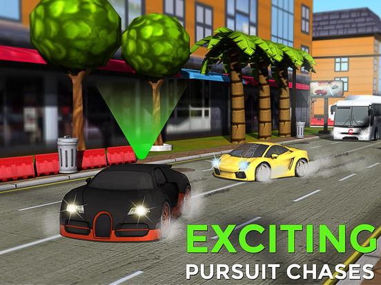 Hotfoot - City Racer screenshot 9