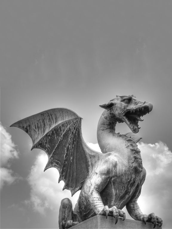 Choice of the Dragon на iPad
