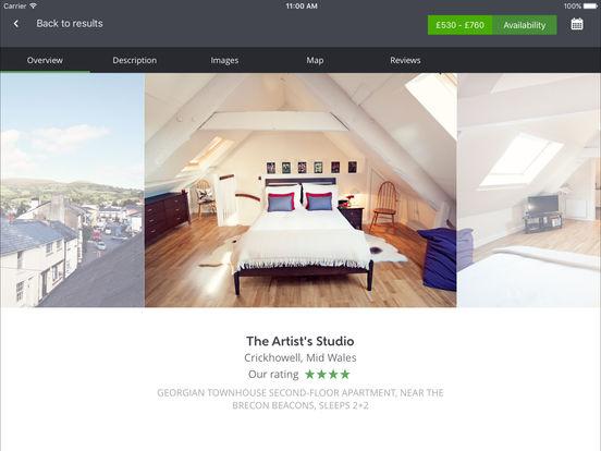 Cottages iPad Screenshot 3