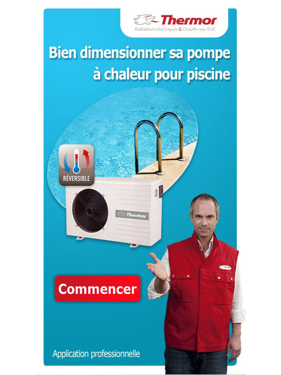 Pac piscine app store for Calcul pompe piscine