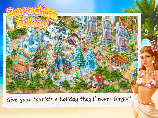 Paradise Island HD iPad Screenshot 5