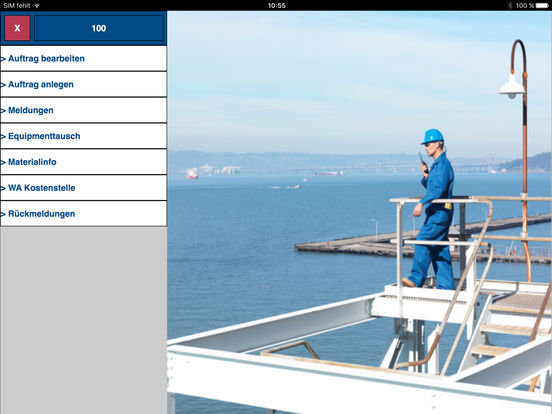Mobisys MSB App iPad Screenshot 1