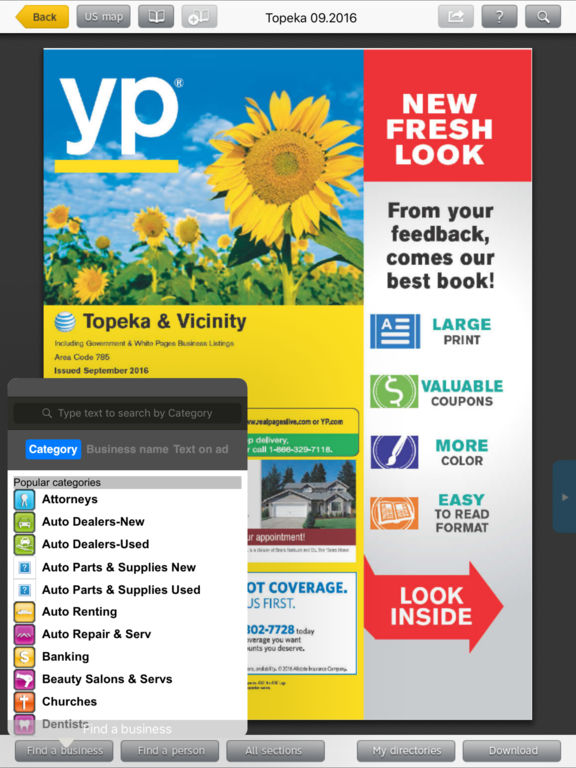 adult book store yellow pages