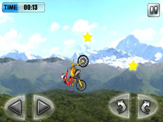 Ace Moto 3D iPad Screenshot 2