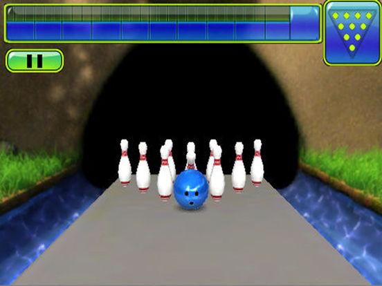 Fantasy Bowling 3D iPad Screenshot 2