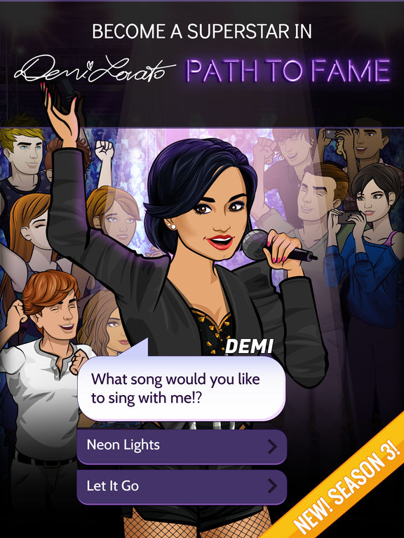 Screenshots of Episode – Choose Your Story, feat. Mean Girls for iPad