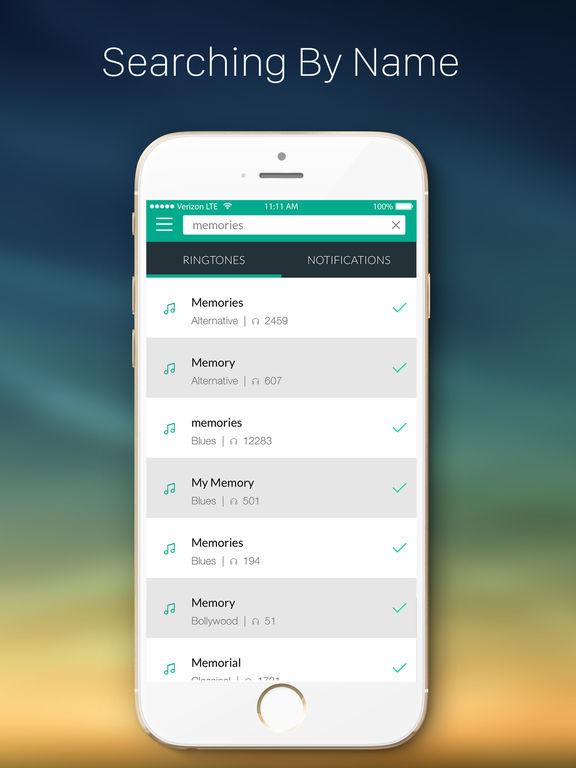download ringtones iphone application mauve