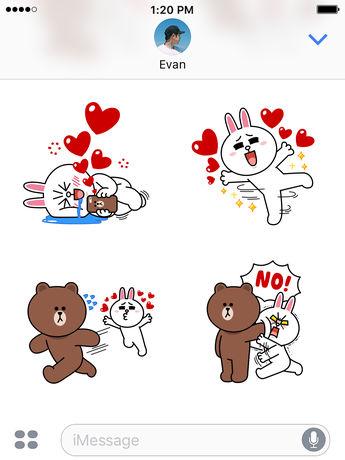 布朗熊和可妮兔: 甜蜜恩爱篇