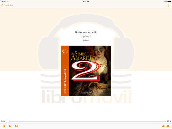 Memorias de un Loco - Audiolibro iPad Screenshot 1