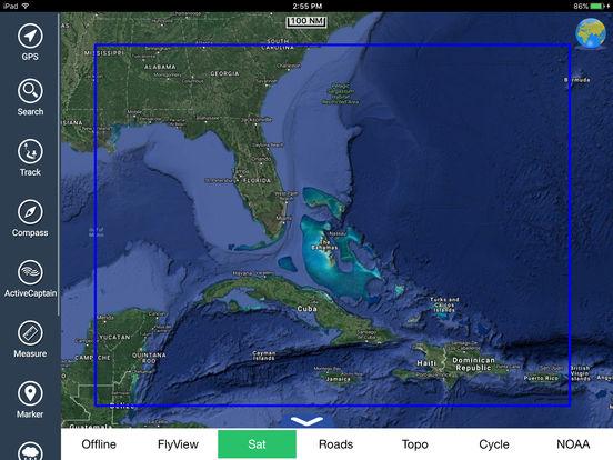 Marine : Florida HD iPad Screenshot 5